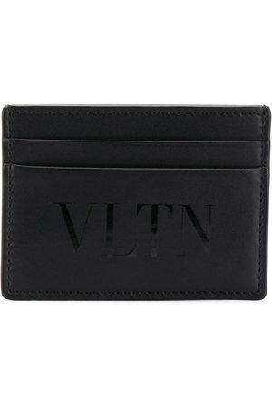 VALENTINO GARAVANI Men Wallets - VLTN logo cardholder