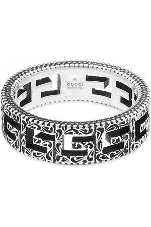 Gucci Men Rings - G Cube Ring