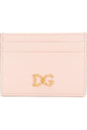 Dolce & Gabbana Women Purses - Baroque logo cardholder