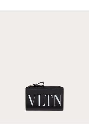 VALENTINO GARAVANI Vltn Cardholder Man Bovine Leather 100% OneSize