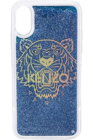 Kenzo Men Phones Cases - Tiger iPhone X/XS case