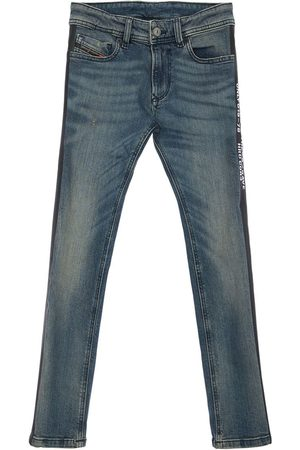 Diesel Stretch Cotton Jeans