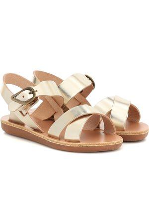 Ancient Greek Sandals Little Socrates leather sandals