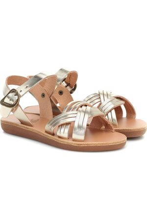 Ancient Greek Sandals Little Electra leather sandals