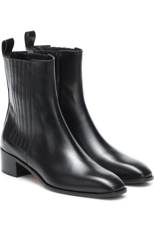 aeydé Neil leather ankle boots