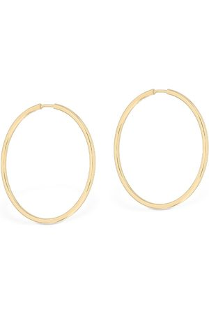 Maria Black Senorita 35 Hoop Earrings