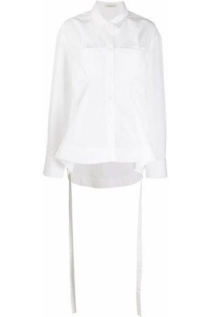 Nina Ricci Peplum hem shirt