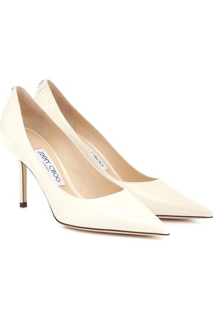 Jimmy choo Love 85 leather pumps