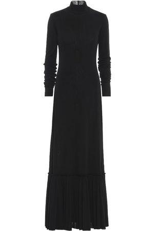 Jil Sander Mockneck maxi dress
