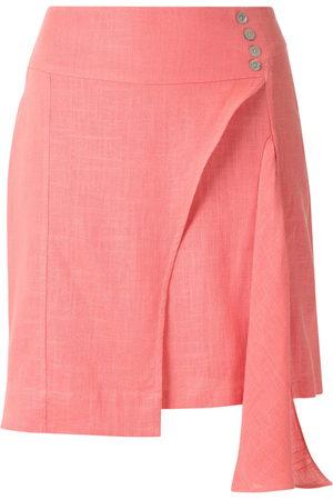 Olympiah Women Asymmetrical Skirts - Ylang asymmetric skirt