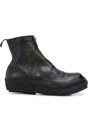 GUIDI Men Ankle Boots - Front zip ankle boots