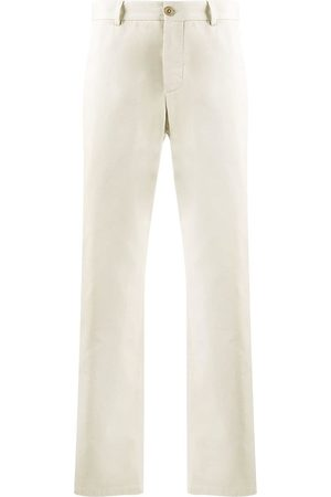 Maison Margiela Straight-leg chinos - Neutrals