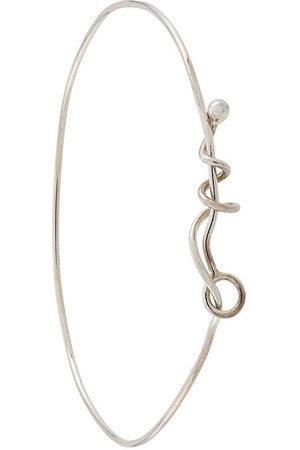 JACQUELINE RABUN Twist bangle bracelet