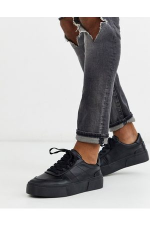 ASOS Sneakers in with chunky sole