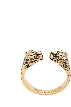 Nialaya Men Rings - Panther ring
