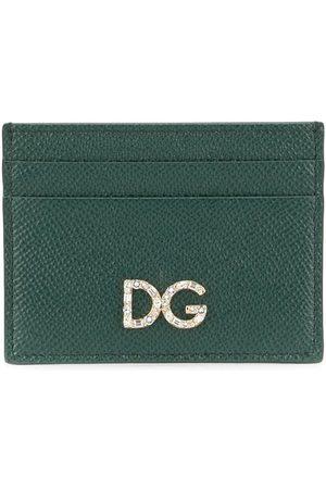Dolce & Gabbana Logo plaque card holder