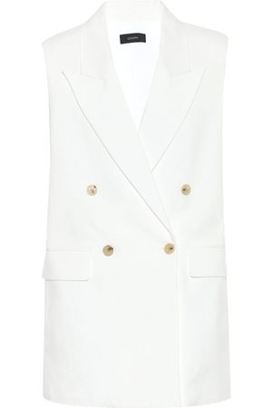 Joseph Cotton and linen vest