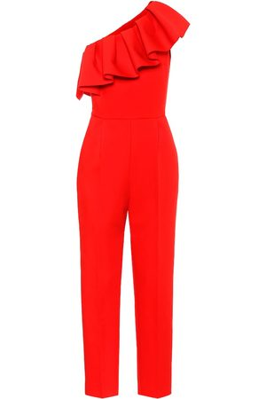 Msgm One-shoulder jumpsuit