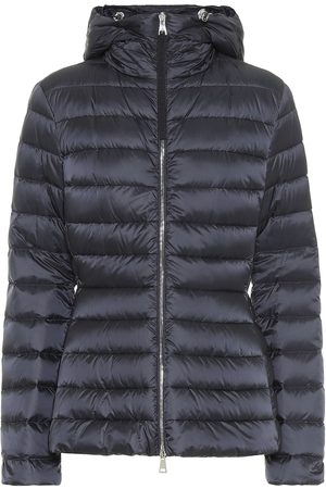 Moncler Women Jackets - Amethyste quilted down jacket