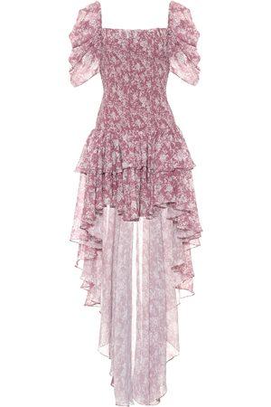 Caroline Constas Exclusive to Mytheresa – Arina floral dress