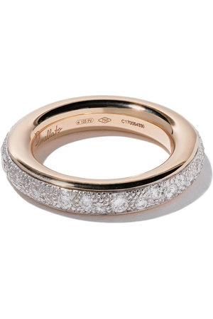 Pomellato 18kt rose gold Iconica diamond ring