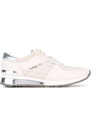 Michael Kors Contrast panel sneakers - Neutrals