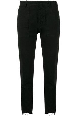 NILI LOTAN Women Slim - Jenna slim-fit cropped jeans