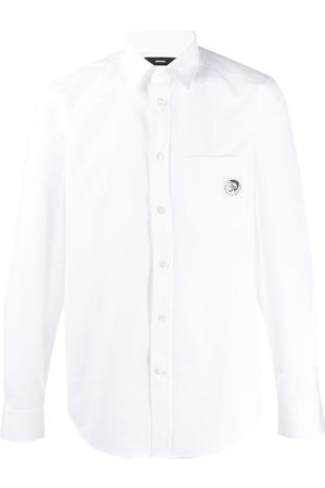 Diesel S-Bill-Pocket cotton shirt