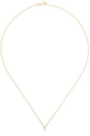 GIGI CLOZEAU Diamond-pendant chain necklace