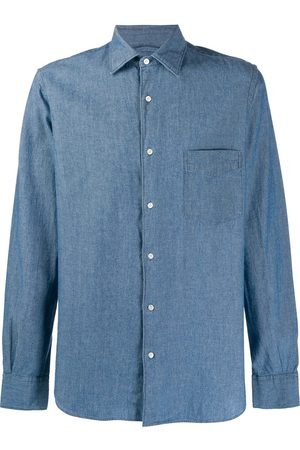 Aspesi Men Long sleeves - Plain long-sleeved shirt