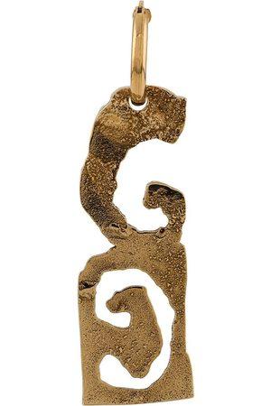 Acne Studios Alphabet G earring