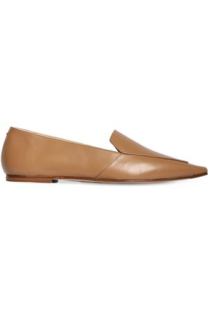 Aeyde 10mm Aurora Leather Loafers