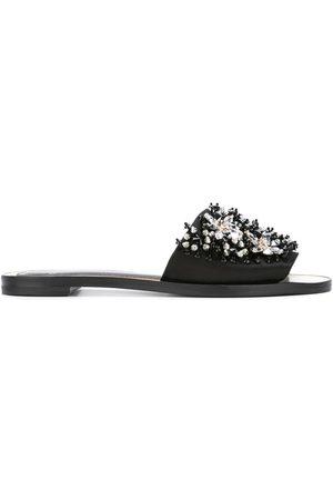 Lanvin Women Sandals - Crystal strap sandals
