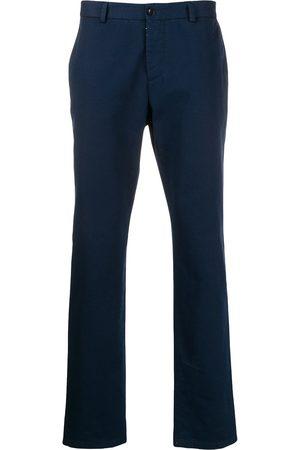 Maison Margiela Straight leg cotton trousers