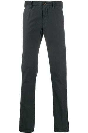 Incotex Straight leg chinos - Grey