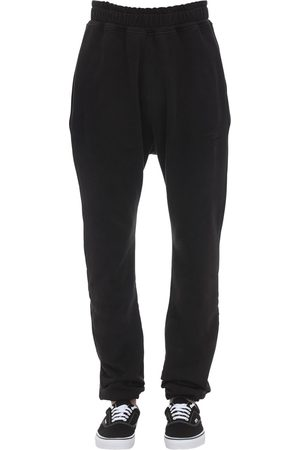 ROUGH Men Sweatpants - Washed Sweatpants