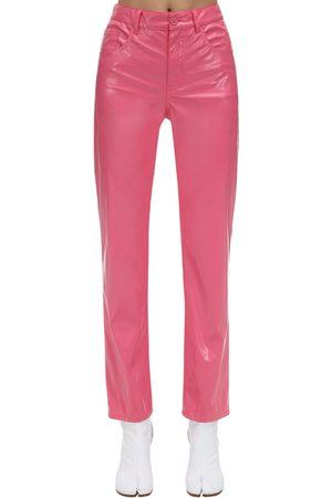MM6 MAISON MARGIELA Nylon Straight Leg Pants