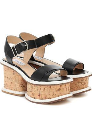 GABRIELA HEARST Harrigan leather platform sandals