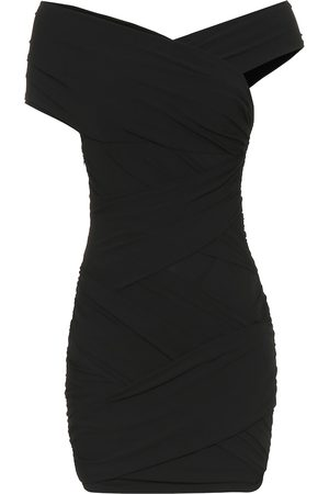 ALEXANDRE VAUTHIER Stretch-jersey minidress