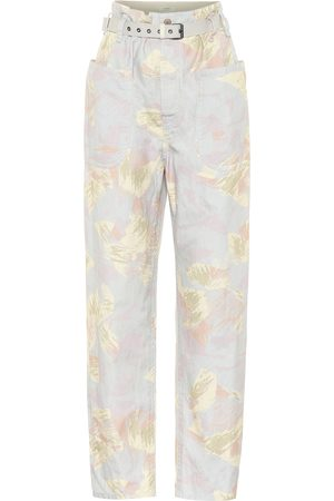 Isabel Marant, Étoile Rinny high-rise carrot jeans