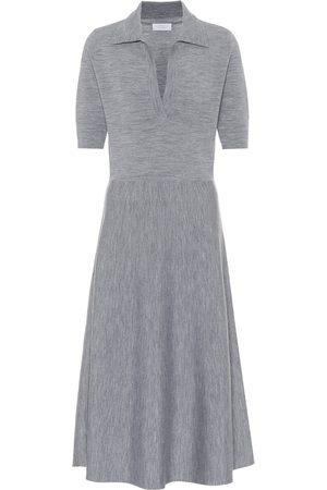 GABRIELA HEARST Bourgeois wool-blend midi dress