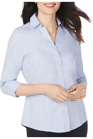 Foxcroft Non-Iron Button-Down Top