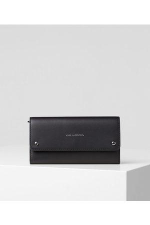 Karl Lagerfeld Women Wallets - K/Ikon Flap Wallet