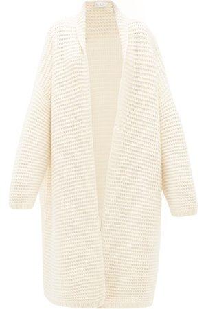 Raey Women Cardigans - Oversized Chunky-knit Cashmere Cardigan - Womens - Ivory