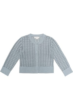 Stella McCartney Cotton-blend cardigan