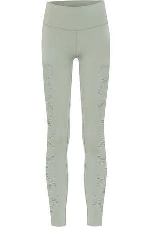 Varley Hughes laser-cut leggings