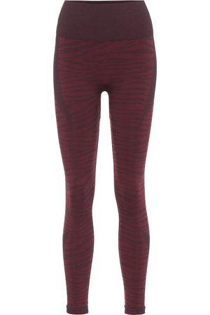 Varley Rosewood printed leggings