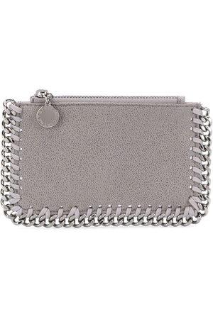 Stella McCartney Falabella zipped wallet - Grey