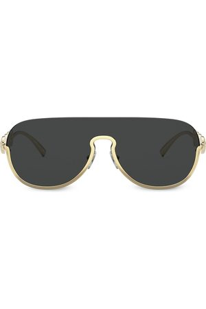VERSACE Aviators - Tinted aviator sunglasses