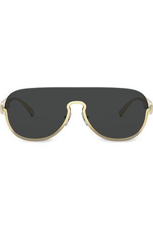 VERSACE Aviators - Tinted aviator sunglasses